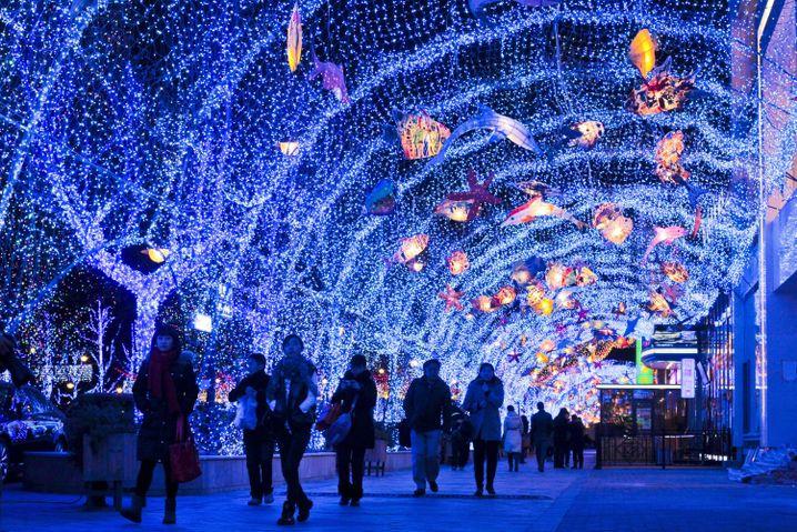 Einkaufszentrum in Peking: Konsum als neuer Wachstumsmotor