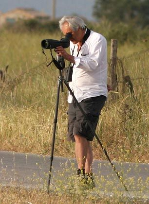 Vogelforscher Constantine: Jagd nach seltenen Stimmen