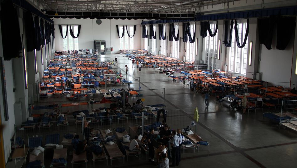 """Flüchtlingsunterkunft in Hamm: """"Große Hilfsbereitschaft erkennbar"""""""