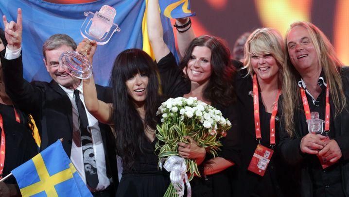 Eurovision Song Contest 2012: Schweden feiert Loreen