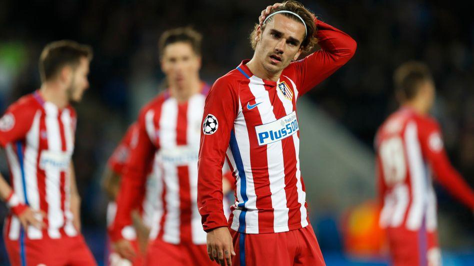 Antoine Griezmann von Atlético Madrid