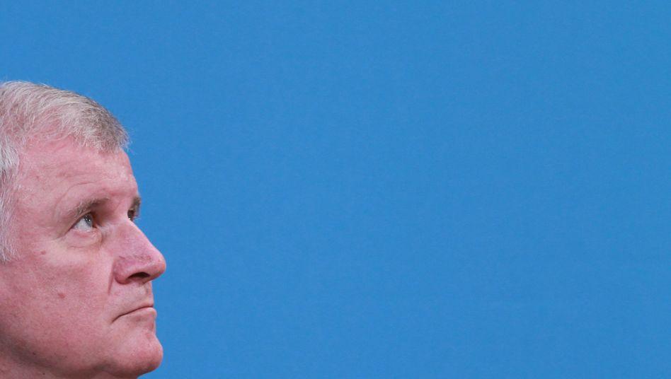 CSU-Chef Seehofer: Blick auf den rechten Rand
