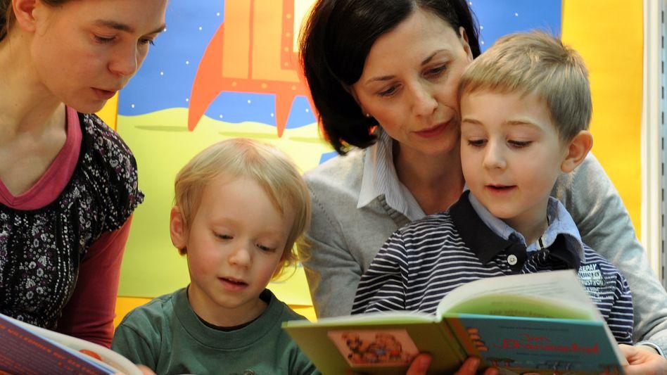 Weitreichender Einfluss: Mütter fördern ihre Kinder