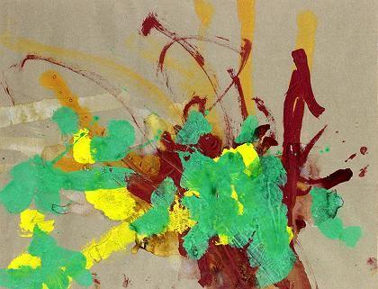 14.000 Pfund für drei Gemälde aus Affenhand