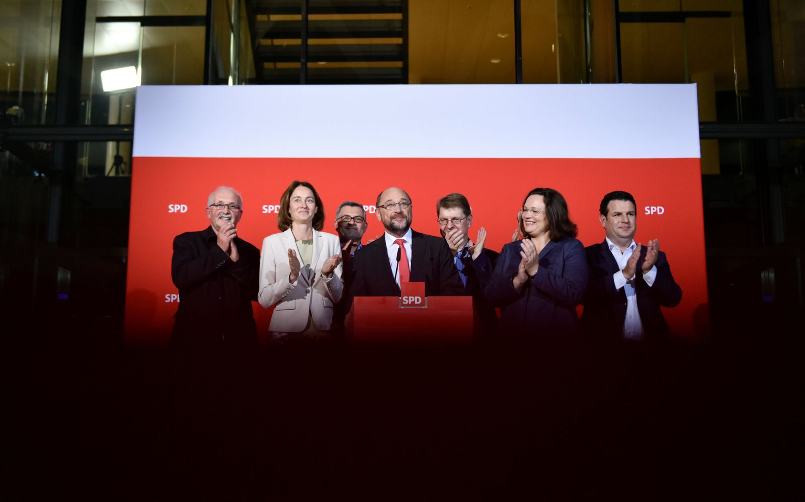 SPD/ Schulz