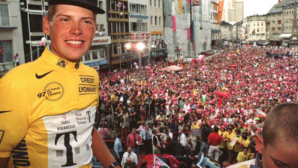 Ullrich und Armstrong: Der tiefe Fall