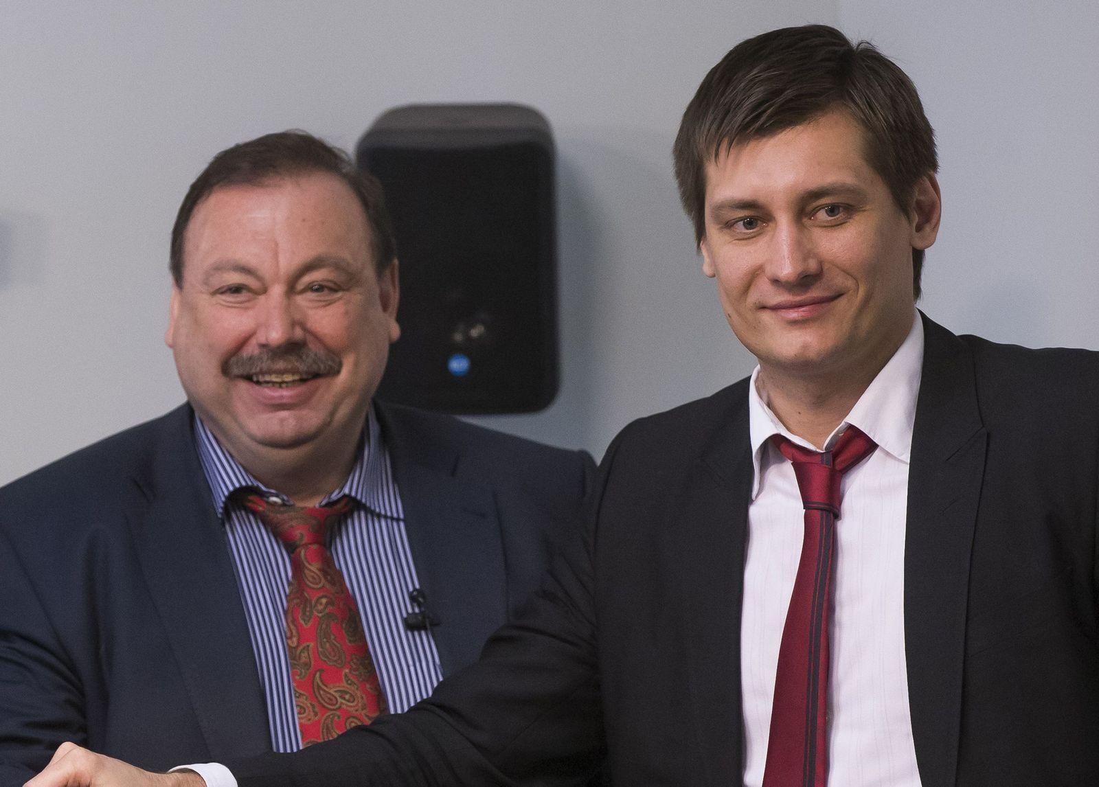 Gennady Gudkov / Dmitry Gudkov