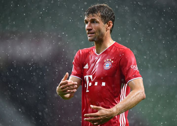 Thomas Müller ist der beste Vorlagengeber der Liga