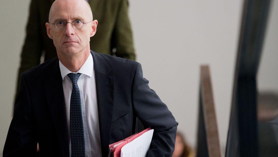 Oberstaatsanwalt Fröhlich: Beschwerde vom Edathy-Anwalt