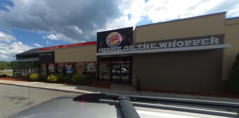 Burger King/ Marihuana/ USA/ Epping