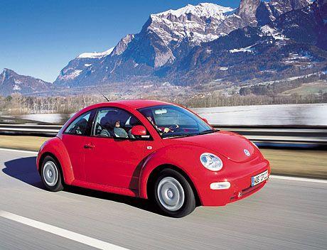 Nachfolger eines Dauerbrenners: Der VW Beetle