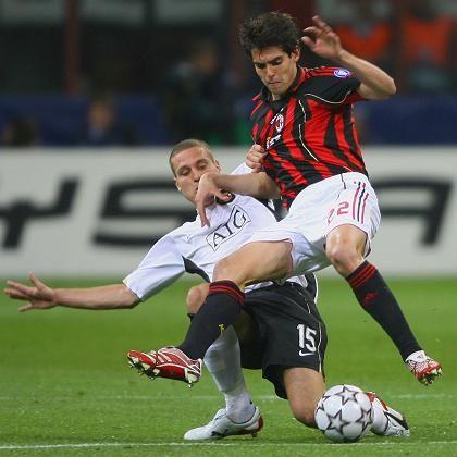 Milan-Star Kaka (r.): Wunsch nach Erholung