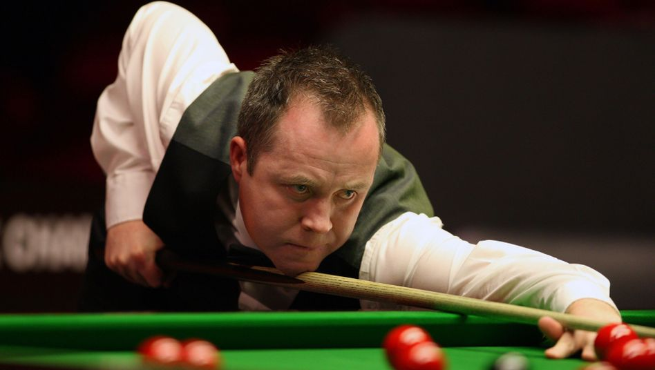 Snooker-Profi Higgins: Frames gegen Geld absichtlich verloren?