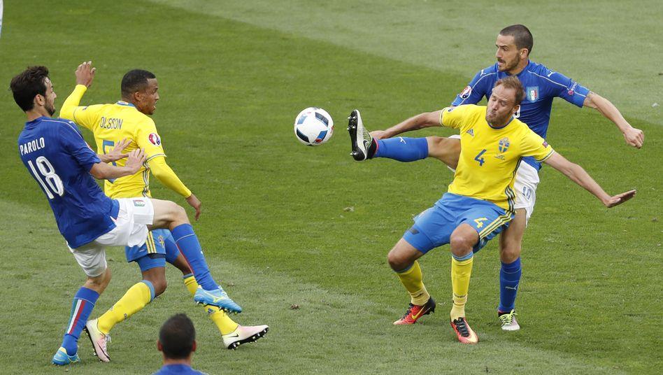 Irland Schweden Ergebnis