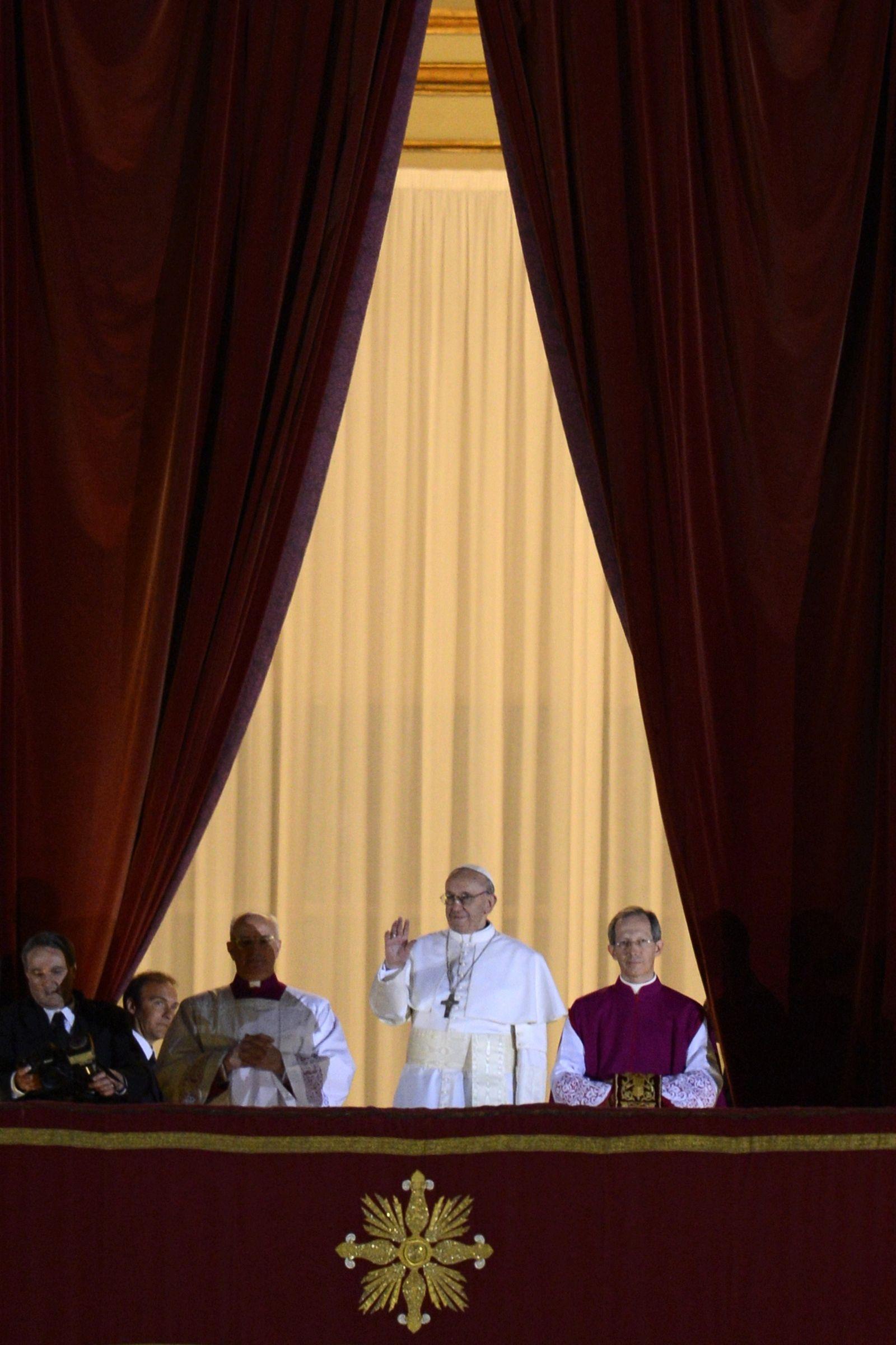 Konklave/ Bergoglio