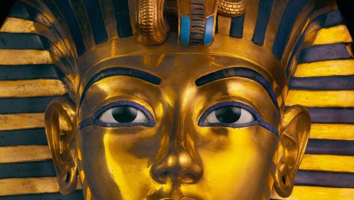 Tutanchamun-Schatz: Tutanchamun - Bilder des Jahrhundertfunds