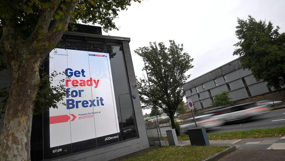 Brexit-Mahnung: Unternehmen sind nervös