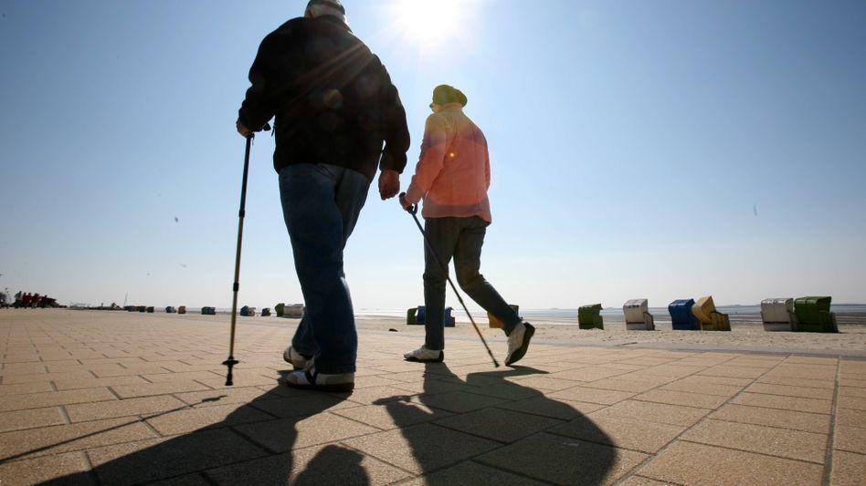 Urteil der obersten Richter: Sind ältere Arbeitnehmer erholungsbedürftiger als junge?