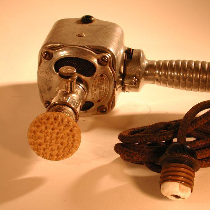 hand kurbel vibrator