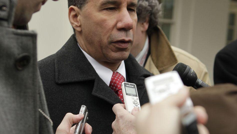 New Yorker Gouverneur Paterson: Keine zweite Amtszeit