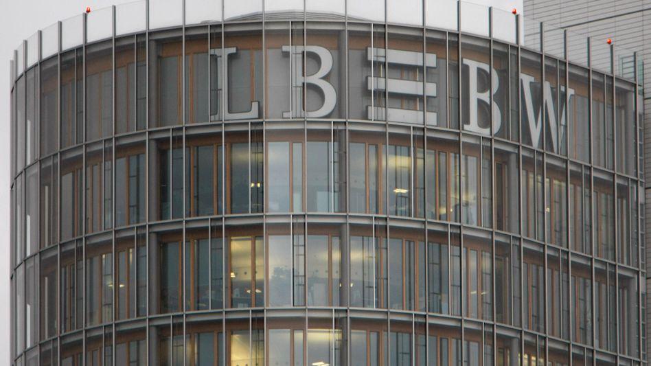 LBBW in Stuttgart: Milliardenloch durch Finanztransaktionssteuer