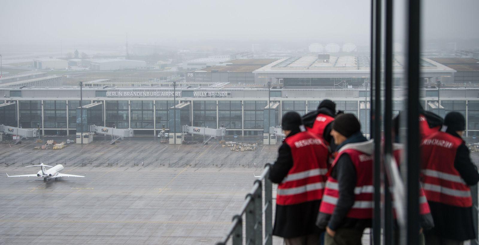 BER / Flughafen Berlin Brandenburg / Masterplan BER 2040
