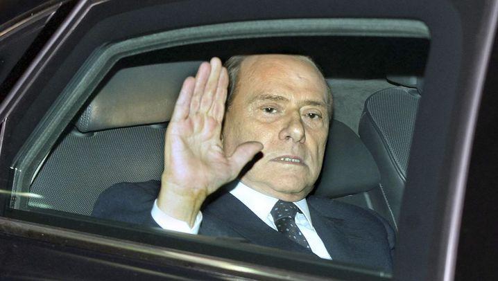 Aufstieg und Fall Silvio Berlusconis: Ciao Cavaliere