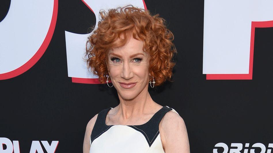 Comedian Kathy Griffin: »Ich habe Krebs«