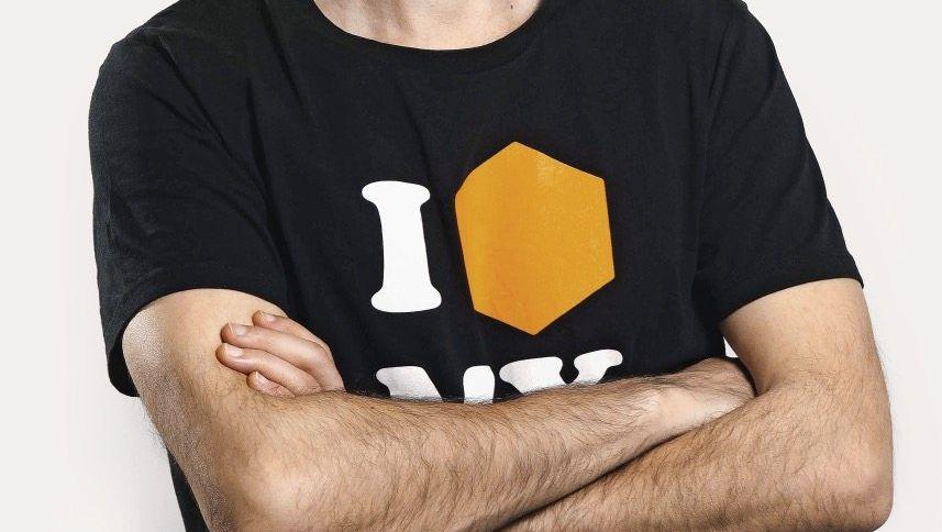 Protonet-Gründer Jelveh Star der deutschen Crowdszene
