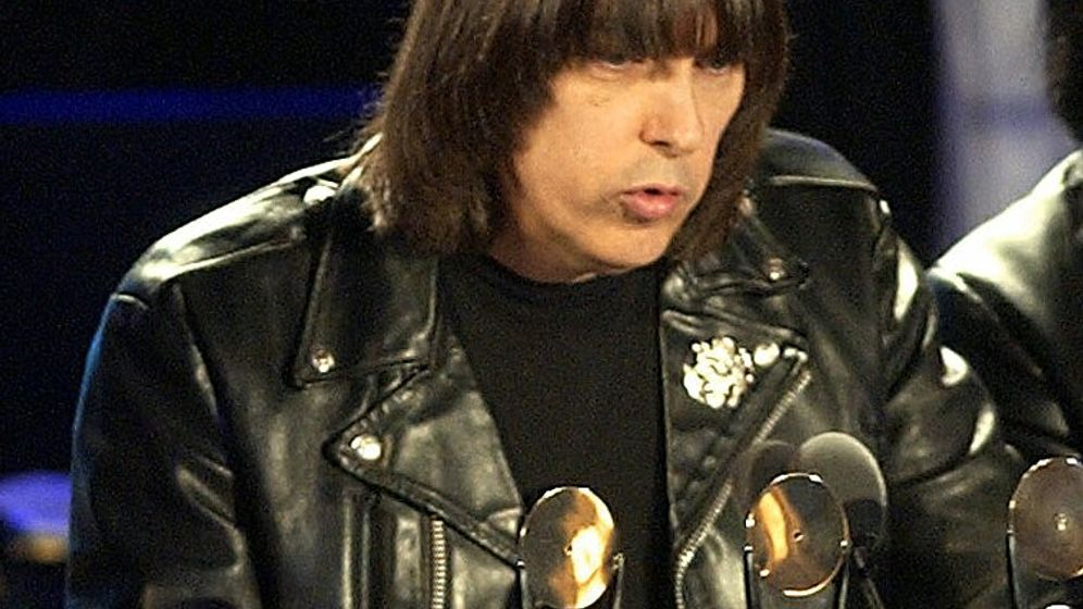 Punkrocker Johnny Ramone: Ein amerikanischer Maulheld