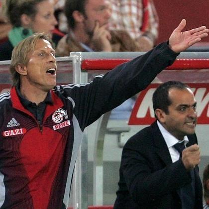 Trainer Daum: Schiedsrichter im Visier