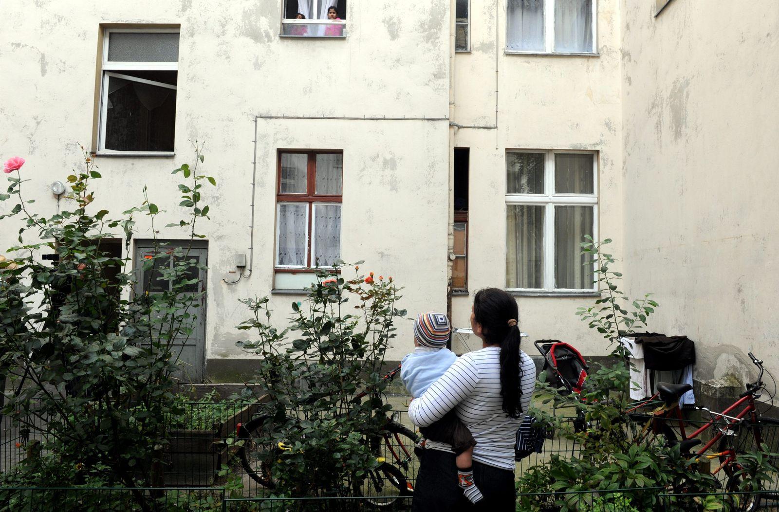 Sinti und Roma in Berlin