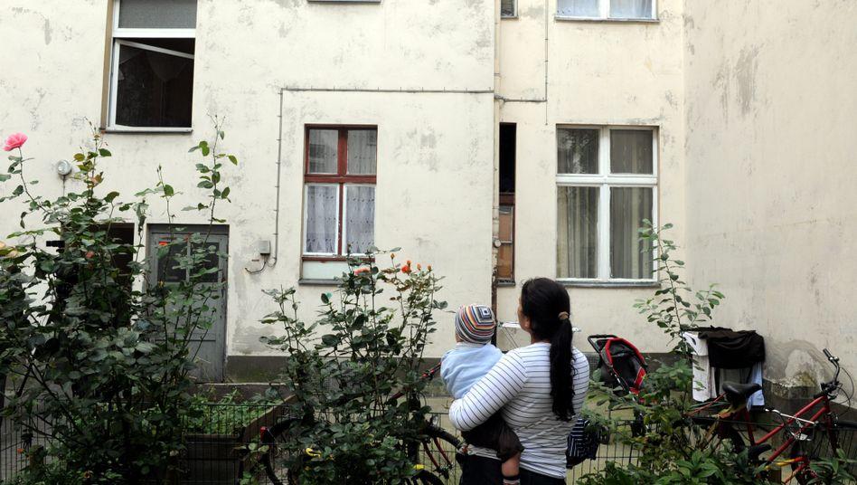 """Wohnprojekt für Emigranten in Berlin (Archiv): """"Nur Vorteile für beide Seiten"""""""