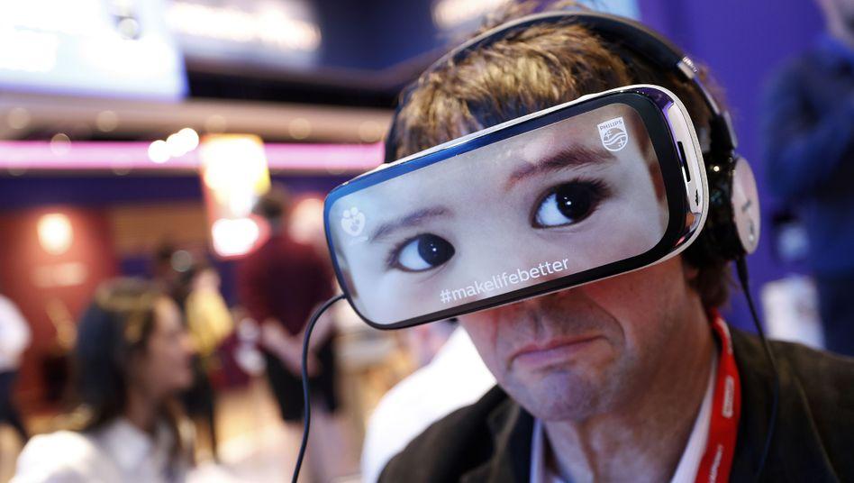 In die Zukunft schauen: Die Ifa ist eine der wichtigsten Technikmessen weltweit