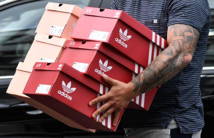 Adidas hofft, dass sich das Geschäft im dritten Quartal verbessert