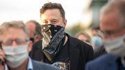 Musk hofft auf Förderung seiner E-Auto-Produktion