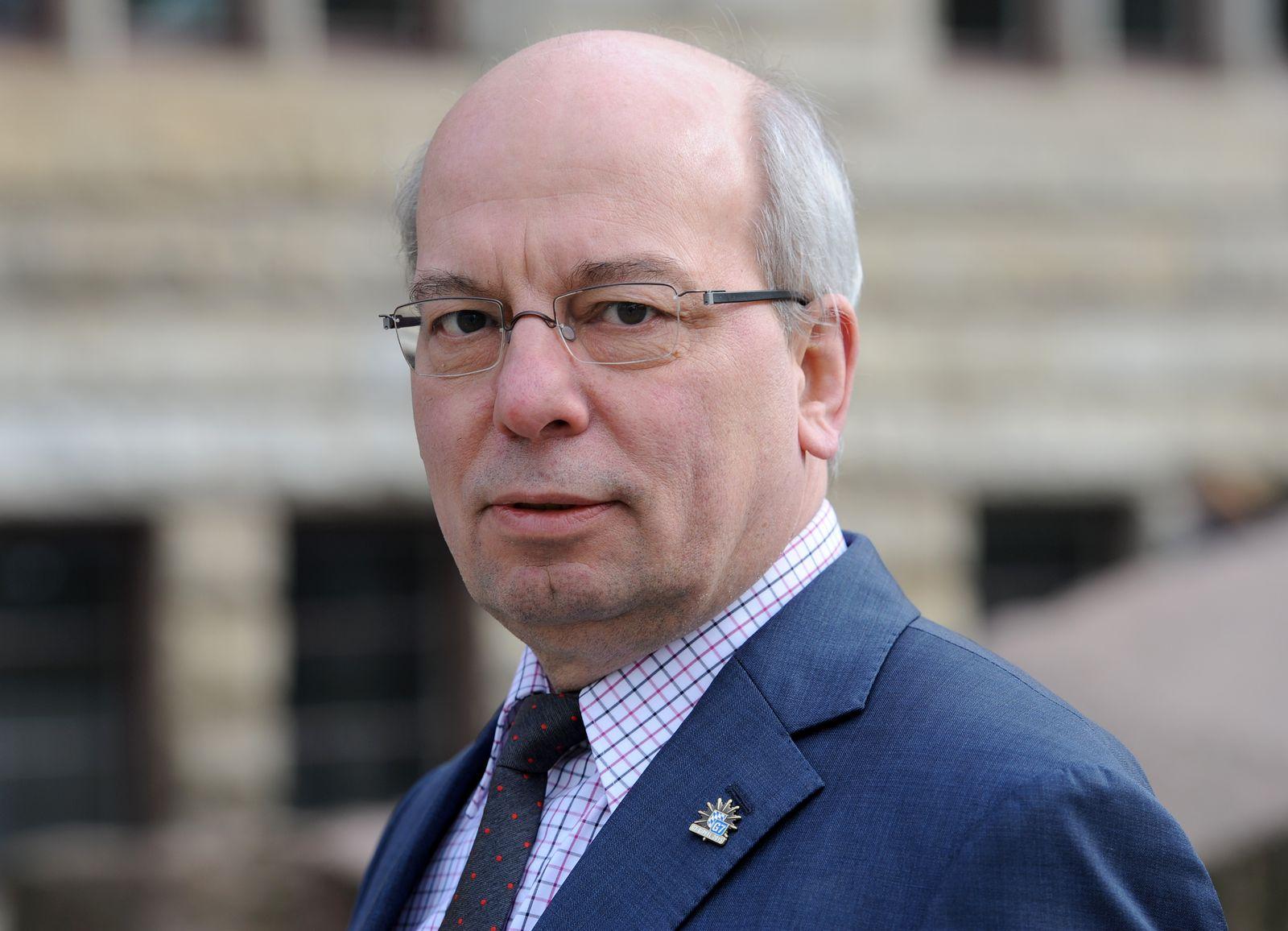Rainer Wendt/ Bundesvorsitzender/ Deutsche Polizeigewerkschaft