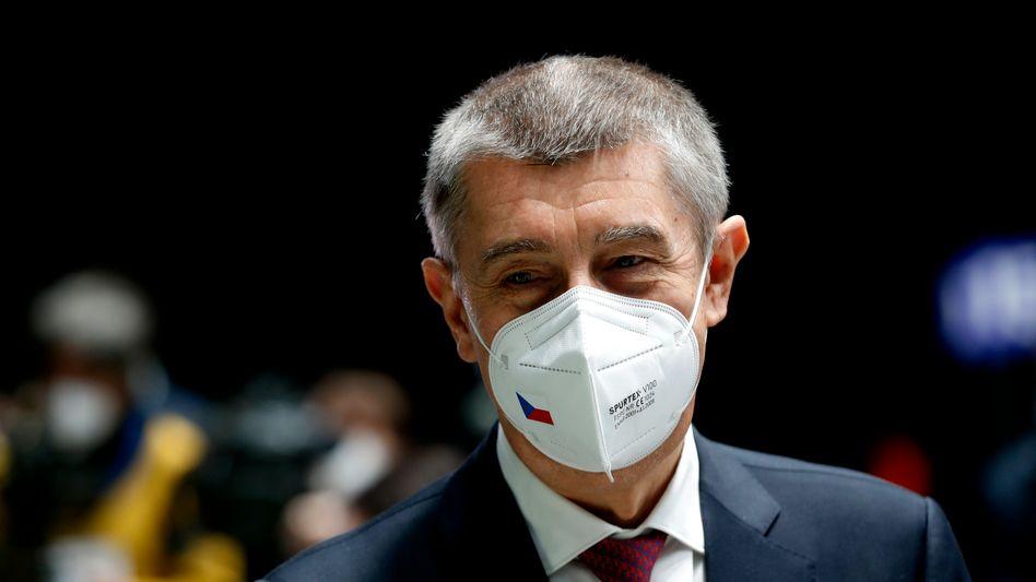Tschechischer Regierungschef Babiš: Vorwurf des Betrugs mit EU-Fördergeldern