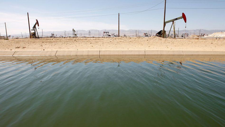 Fracking in Kalifornien