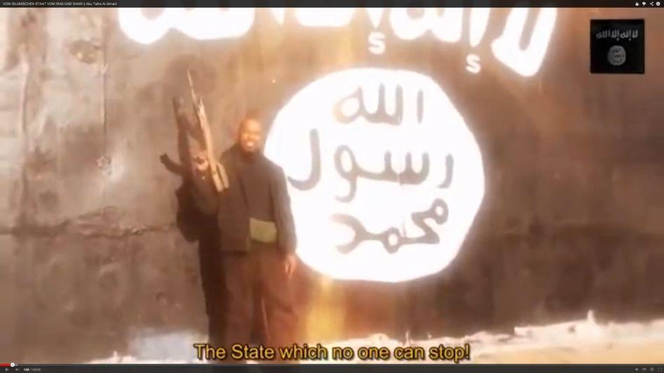 """Dschihadist Cuspert: """"Wir haben die Todesstrafe vollstreckt"""""""