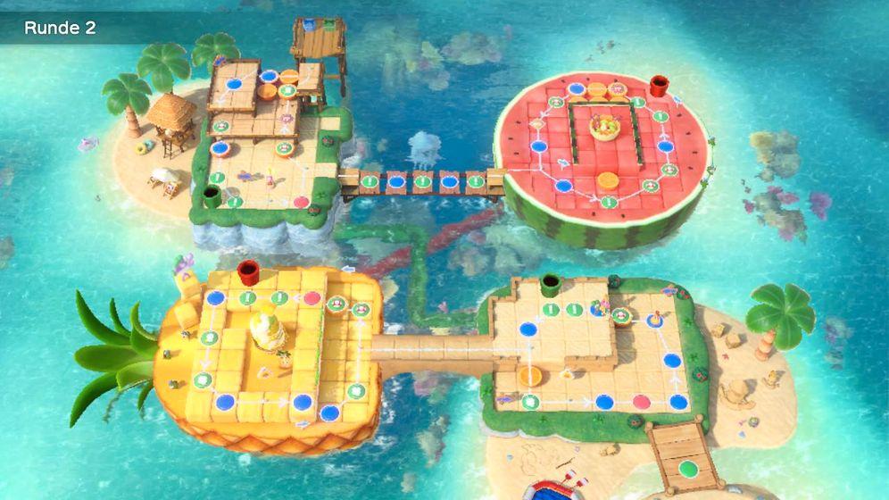 """Switch-Neuheit: Das ist """"Super Mario Party"""""""