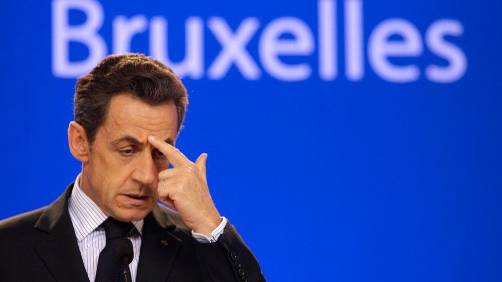 EU-Gipfel zu Libyen: Europa stellt sich gegen Gaddafi