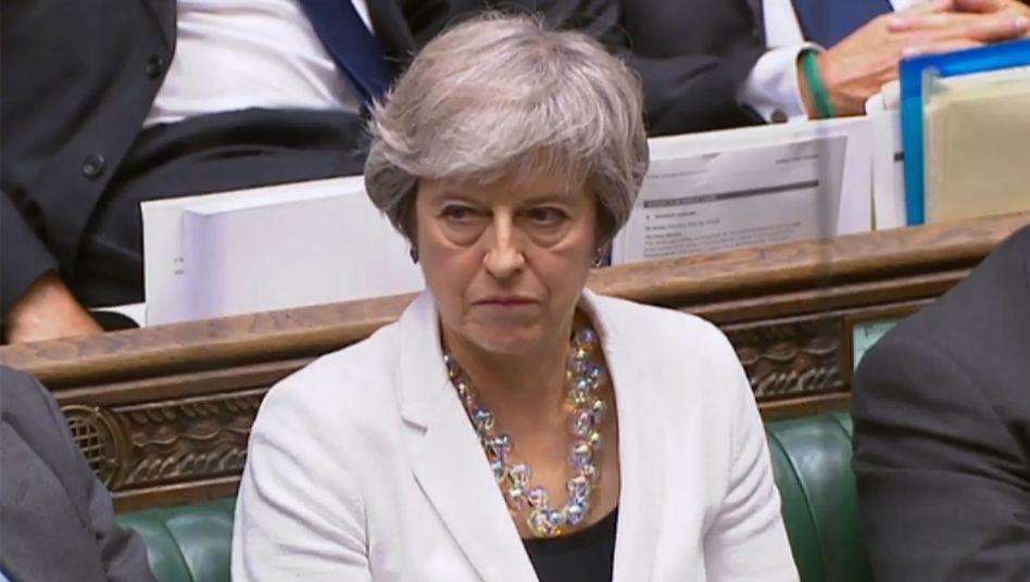 Theresa May: Reden statt Ärger mit dem Brexit