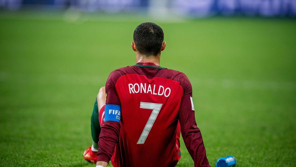 Weltfußballer Ronaldo: Verträge mit einer Briefkastenfirma in der Karibik unterschrieben