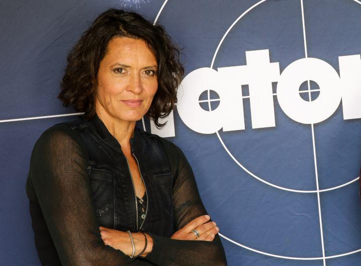 Ulrike Folkerts 2014