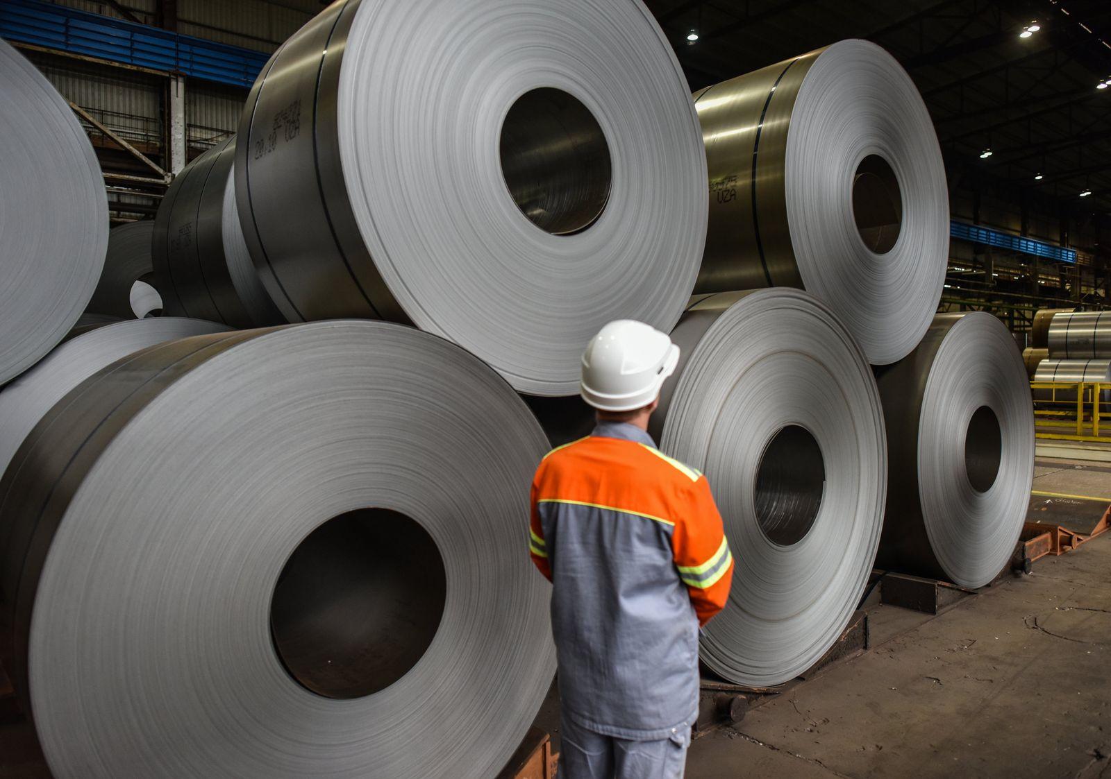 Trump kündigt Strafzölle für Stahl und Aluminium an