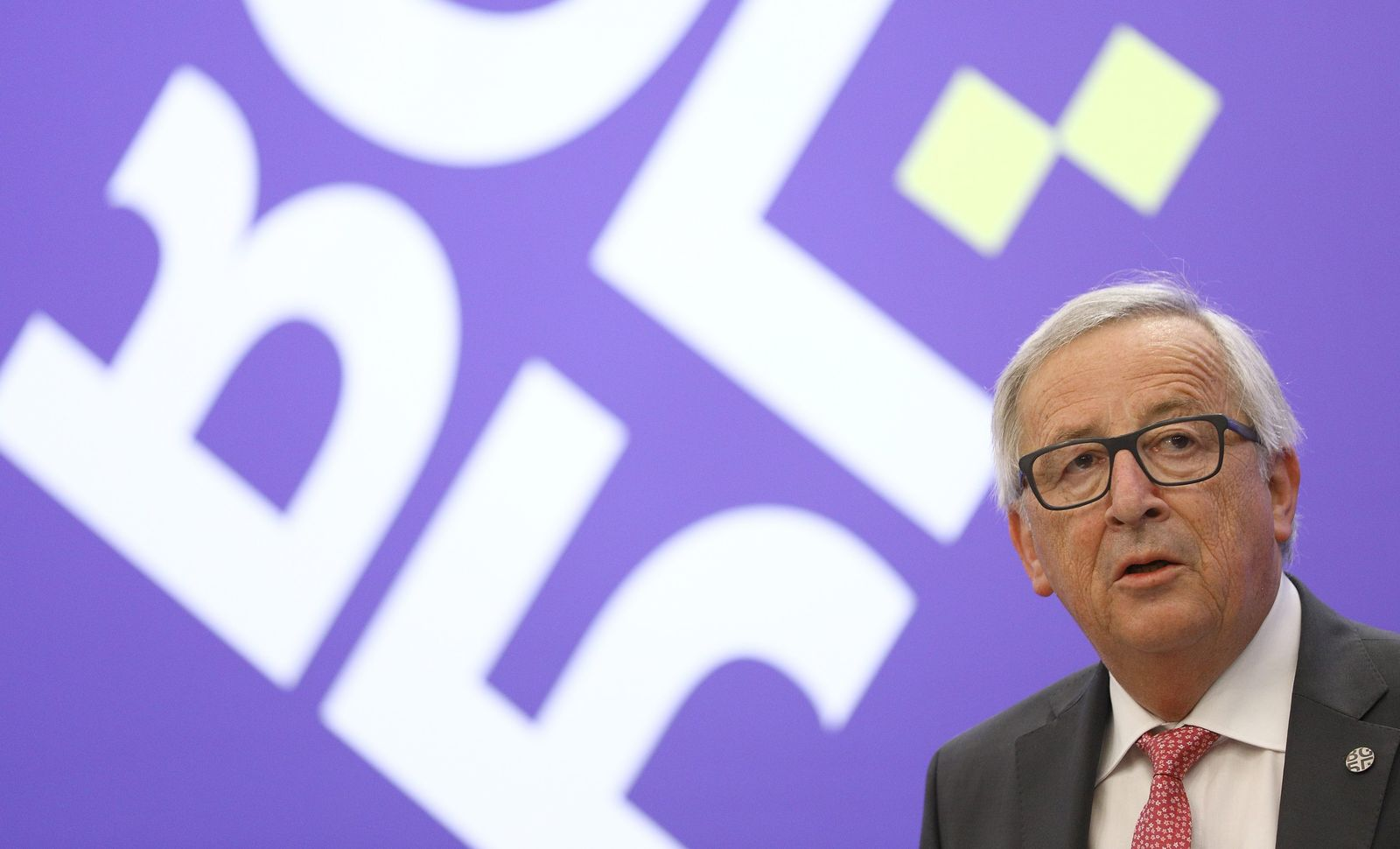 Jean-Claude Juncker Sofia