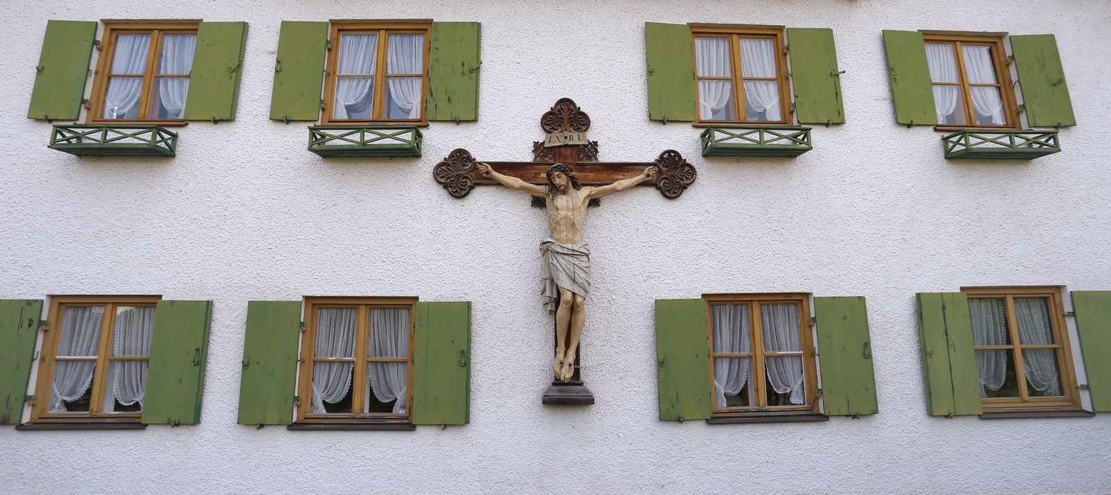 Kreuze in Bayern