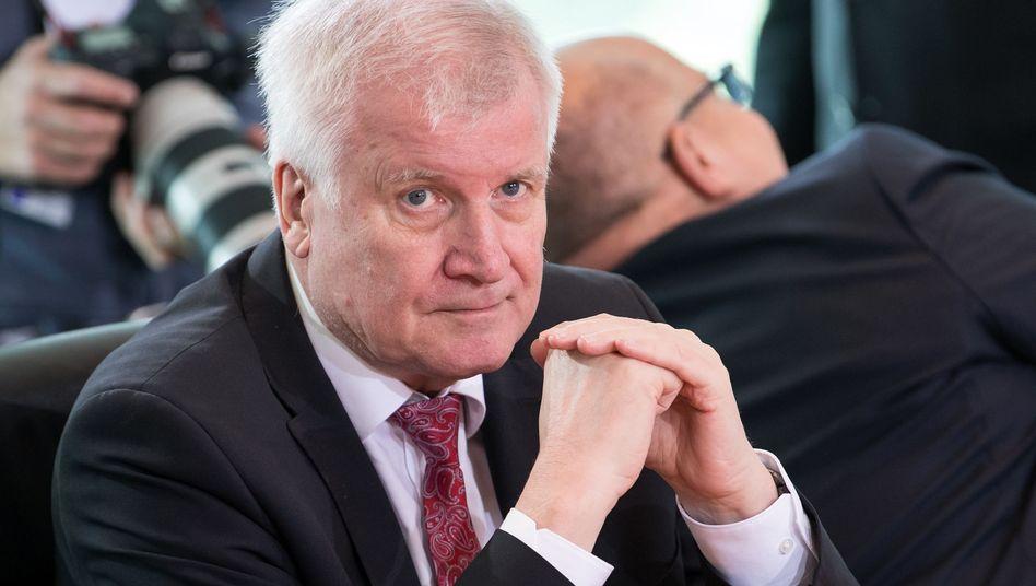 CSU-Politiker Seehofer