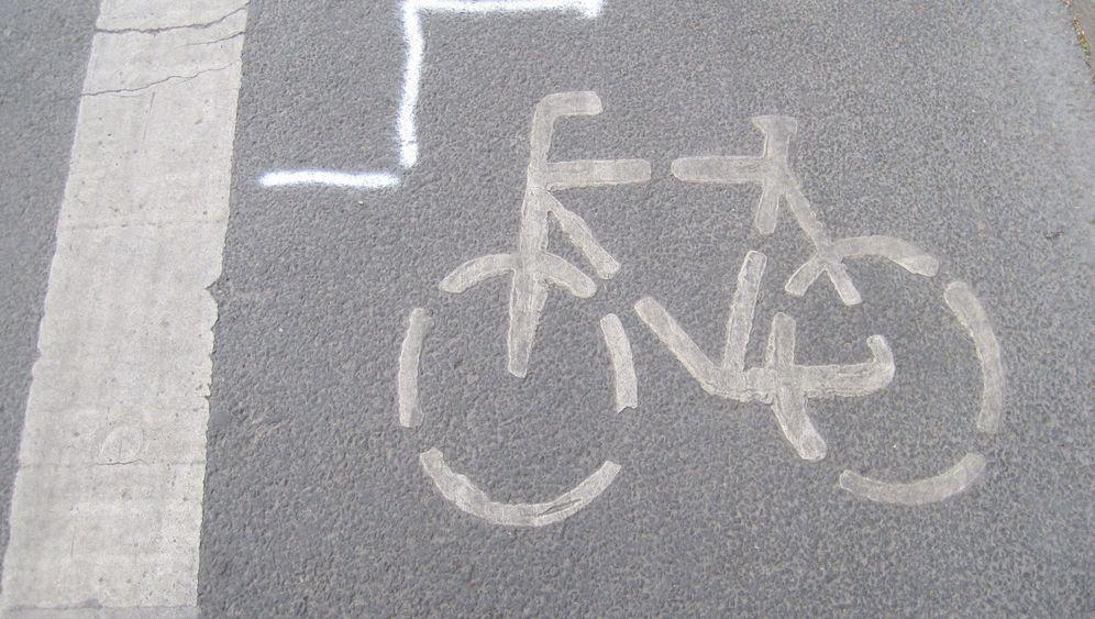 Mit dem Fahrrad durch Berlin: Von Kampffahrern und alten Damen